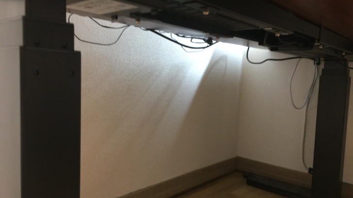 Arrange cables 6